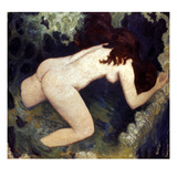 Maillol: Wave, 1895-96 Giclee Print by Aristide Maillol