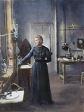 Marie Curie (1867-1934) Photographic Print