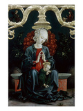 Tura: Madonna & Child Giclee Print by Cosimo Tura