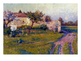 Vonnoh: Spring/France, 1890 Giclee Print by Robert William Vonnoh