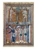 Adam & Eve, C1215 Print