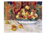 Renoir: Peaches, 1881 Posters by Pierre-Auguste Renoir