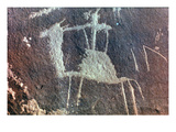 Neolithic Petroglyp Prints