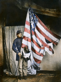Civil War: Soldier Photographic Print