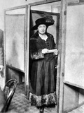 Woman: Voting, 1920 Photographic Print