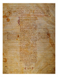 Hippocratic Oath Premium Giclee Print