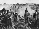 World War I: Russians 1914 Photographic Print