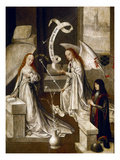 Spain: Annunciation, C1500 Prints
