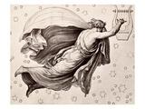 Lyre Of Orpheus Giclée-Druck von Eduard Ritter Von Engerth