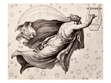 Lyre Of Orpheus Giclee Print by Eduard Ritter Von Engerth