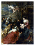 Adoration Of The Magi Prints by Peter Paul Rubens