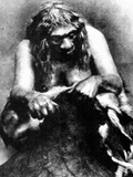 Neanderthal Woman Photographic Print