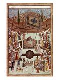 Persian Miniature, 1567 Giclee Print