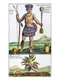 Aztec: Chocolate, 1685 Posters