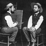 Henri De Toulouse-Lautrec Photographic Print by Henri de Toulouse-Lautrec