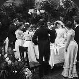 Wedding Party, 1904 Photographic Print