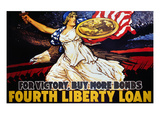 World War I: Liberty Loan Prints