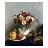 Fantin-Latour: Fruits, 1865 Posters by Henri Fantin-Latour