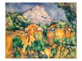 Cezanne: Sainte-Victoire Giclee Print by Paul Cézanne