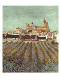 Van Gogh: Saintes-Maries. Giclee Print by Vincent van Gogh