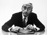 Jacques Cousteau (1910-1997) Photographic Print