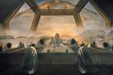 Dali: Last Supper, 1955 Reproduction procédé giclée par Salvador Dalí