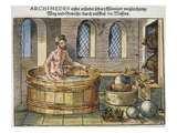 Archimedes Giclee Print