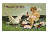 Valentine's Day Card Prints