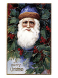 American Christmas Card Prints