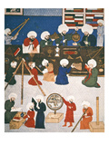 Turkish Astronomers Giclee Print