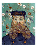 Van Gogh: Postman, 1889 Giclee Print by Vincent van Gogh