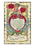 Valentine's Day Card Prints