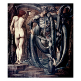 Burne-Jones: Perseus Prints by Edward Burne-Jones