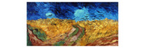 Van Gogh: Wheatfield, 1890 Giclee Print by Vincent van Gogh