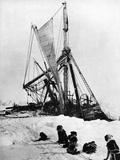 "Shackleton's ""Endurance Photographic Print"