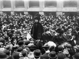 Emmeline Pankhurst Photographic Print