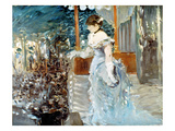 Manet: Cafe-Concert, 1879 Giclee Print by Edouard Manet