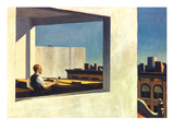 Hopper: Office, 1953 Prints by Edward Hopper