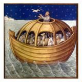 Noah's Ark Giclee Print