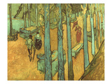 Van Gogh: Alyscamps, 1888 Prints by Vincent van Gogh