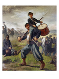Johnson: Drummer Boy, C1870 Posters by Eastman Johnson