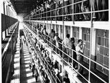 Prison: San Quentin, 1954 Photographic Print