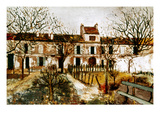 Utrillo: Montmagny, 1908-9 Giclee Print by Maurice Utrillo