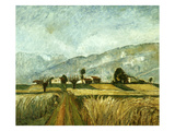 Tosi: Harvest, 1926 Giclee Print by Arturo Tosi