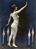 Sword Dance, C1920 Photographic Print