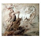 Rubens: Hercules Poster by Peter Paul Rubens
