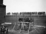 Execution Of Conspirators Photographic Print