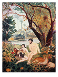 Adam & Eve Prints