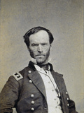 William Tecumseh Sherman Lámina fotográfica por Mathew Brady
