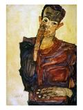 Egon Schiele (1890-1918) Prints by Egon Schiele